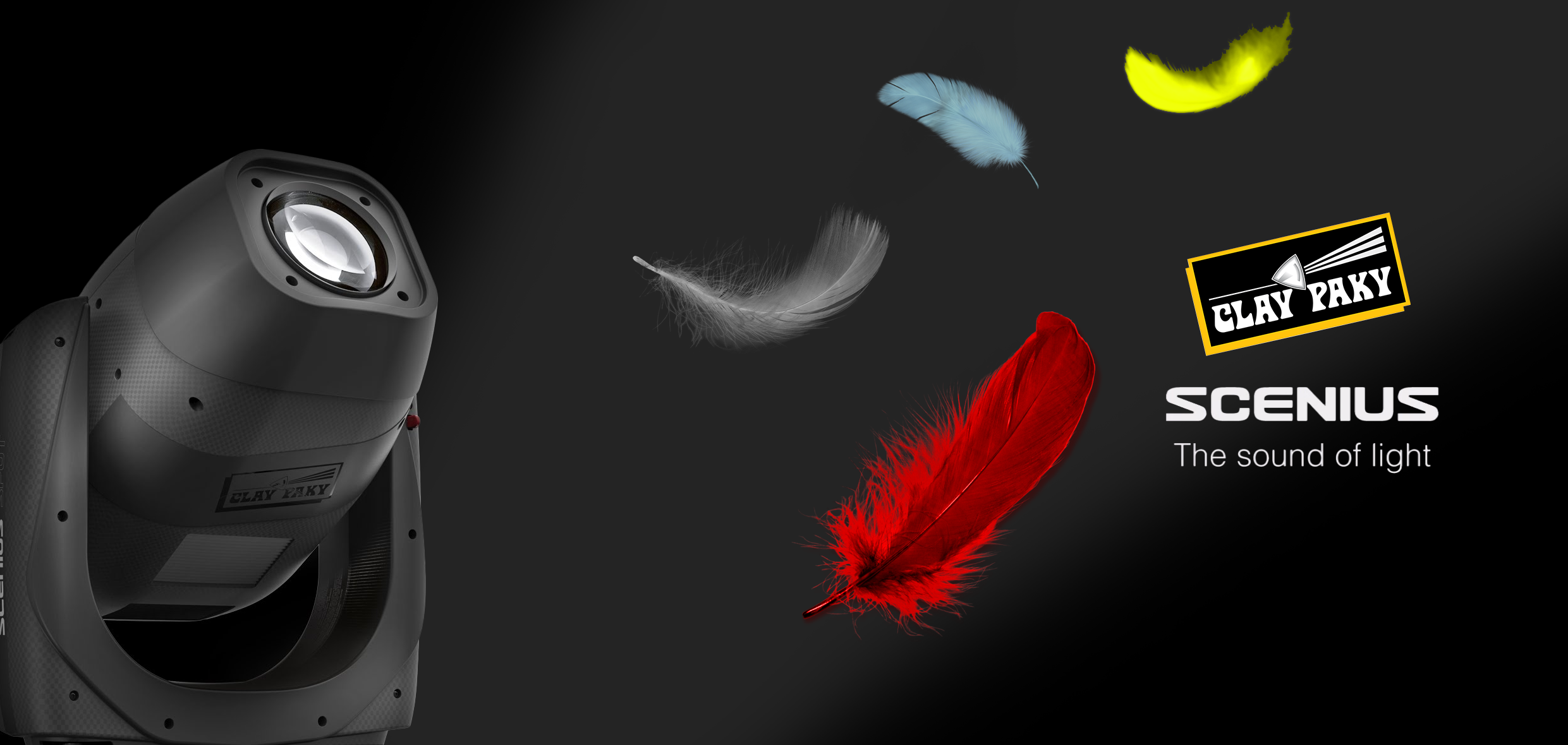 Clay Paky Scenius