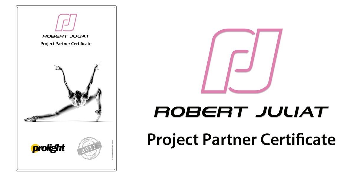 Partner Certificate - robert_juliat_project_partner_certyficate.png